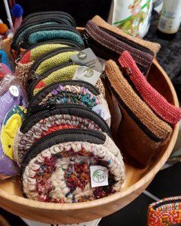 Hemp Coin purse