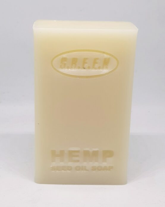 unscented hemp soap