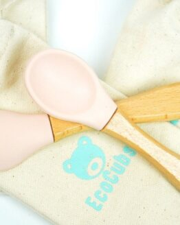 Ecocubs infant feeding spoon