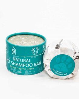 Hemp Collective Pet shampoo bar
