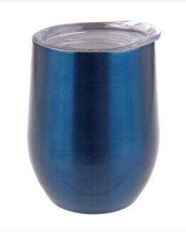 Oasis wine tumbler-sapphire