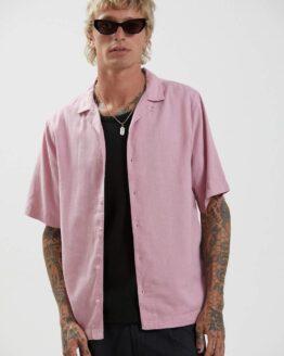 Afends Daily Hemp Cuban shirt