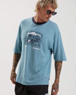 Afends Leisure Process Hemp T-Shirt