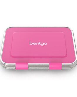 Bentgo Stainless Steel kid's lunch box - Fuchsia