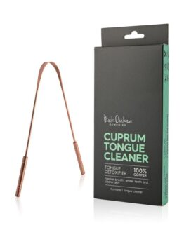 Black Chicken copper tongue cleaner