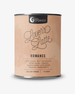 Nutra Organics Lover's Latte Romance