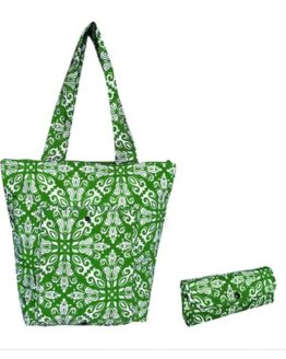 Sachi-insulated-market tote bohemian green